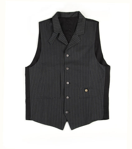 Charles Vest in Blue Stripe