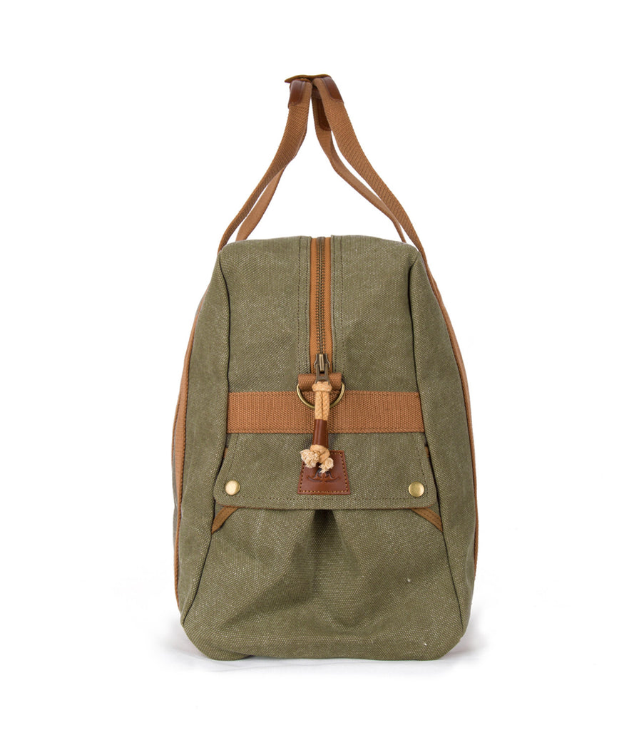 Trap Duffle Large in Rosemary