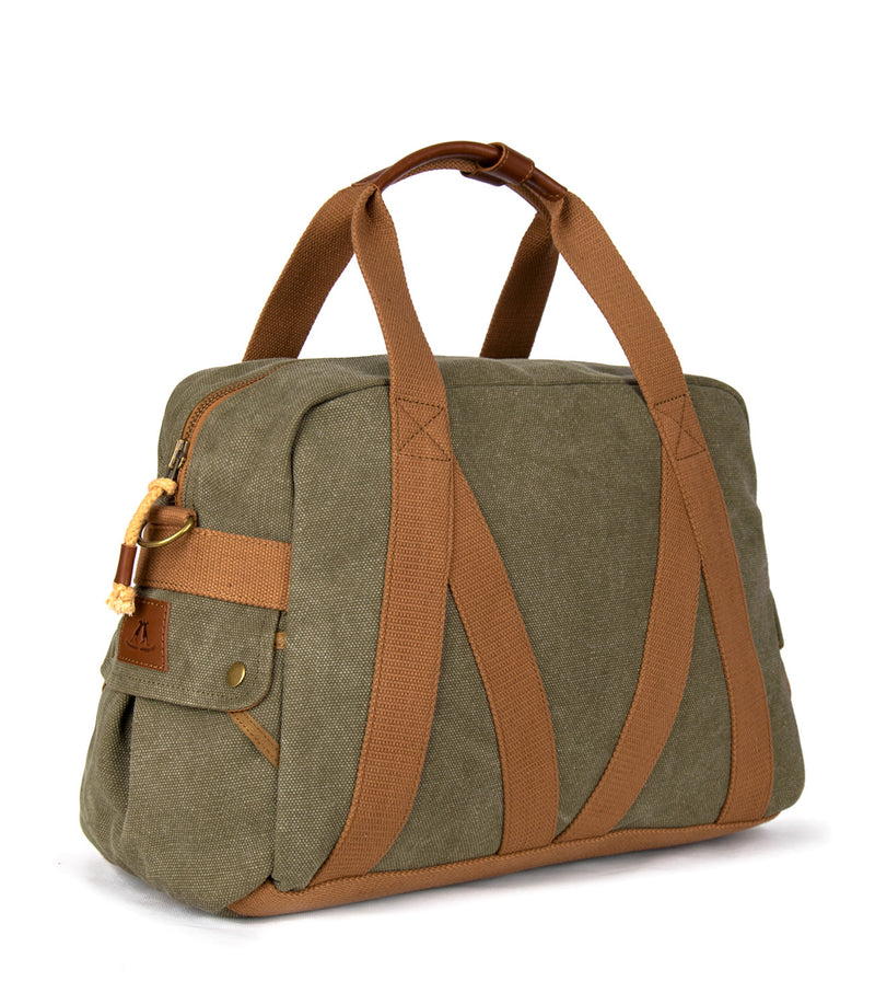 Trap Duffle in Rosemary