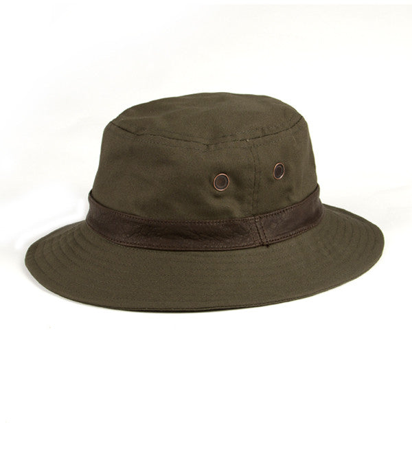 Fishing Hat in Fern
