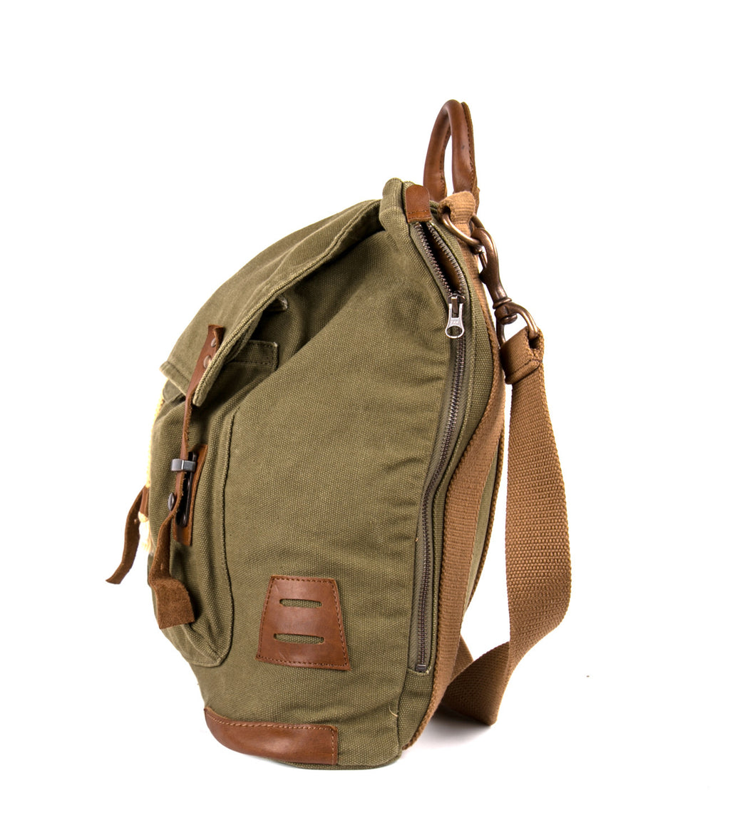 Nullarbor Satchel in Sage