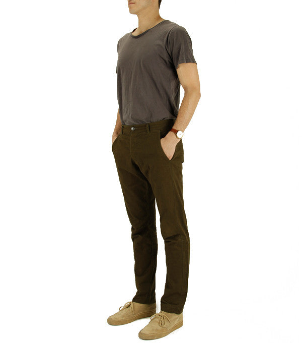 Cruiser Pants in Olive