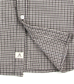 Lennox Shirt in Black Check