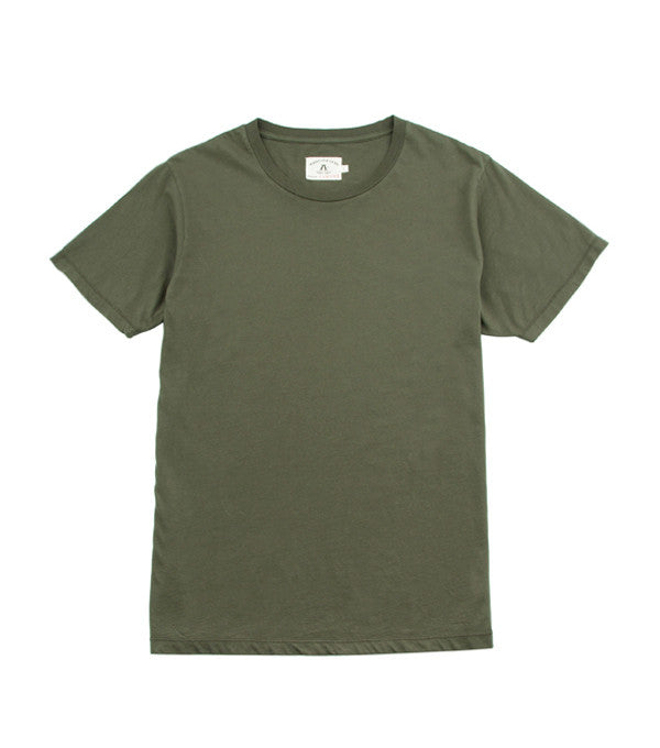 Mechanics T-Shirt in Sage