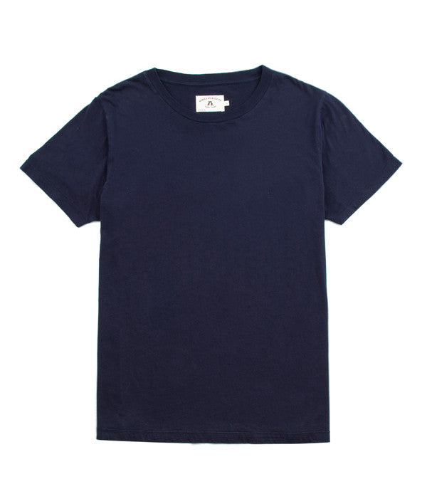 Mechanics T-Shirt in Navy