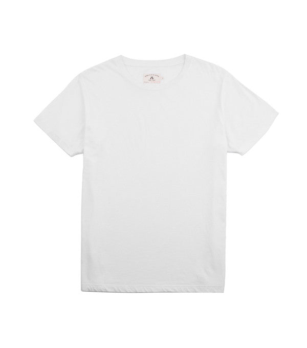 Mechanics T-Shirt in White