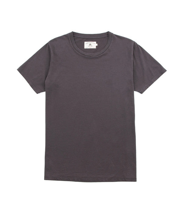 Mechanics T-Shirt in Charcoal