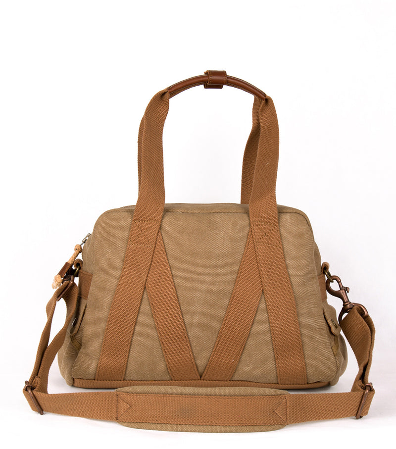 Trap Duffle Mini Toffee