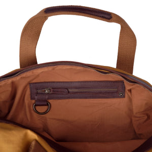 Kokoda Duffle Small in Camel