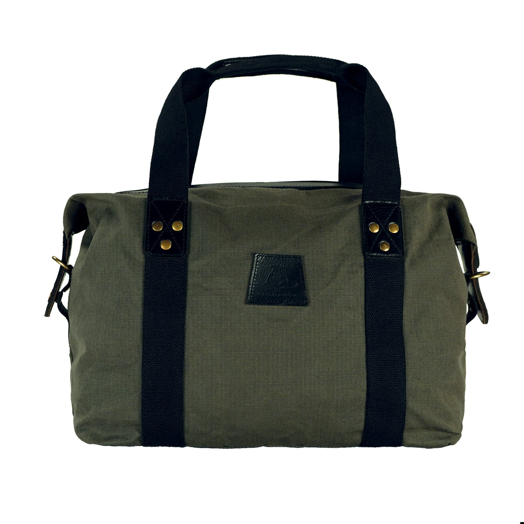 Kokoda Duffle Small in Moss