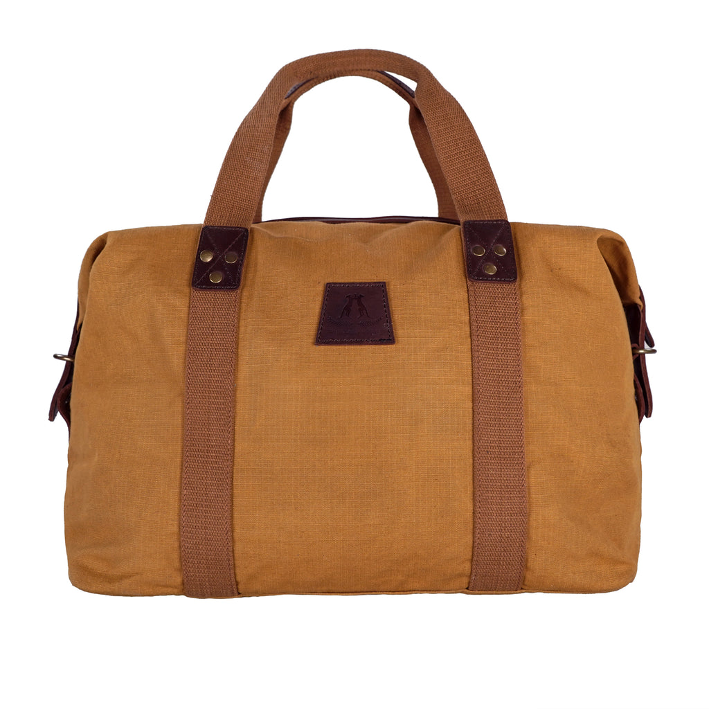 Kokoda Duffle Medium in Camel