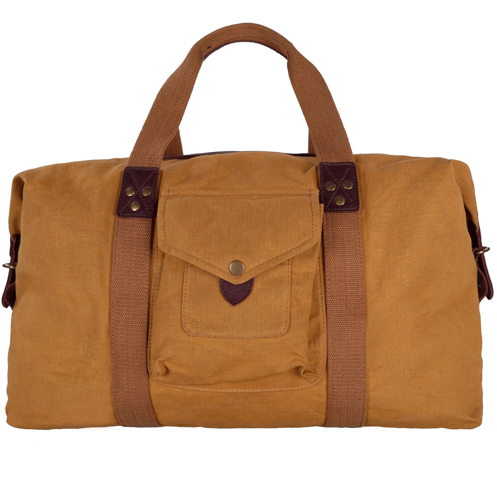 Stornoway Duffle Large in Caramel