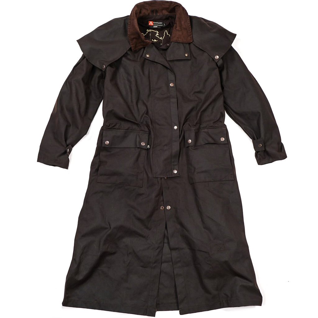 Workhorse Coat in Brown