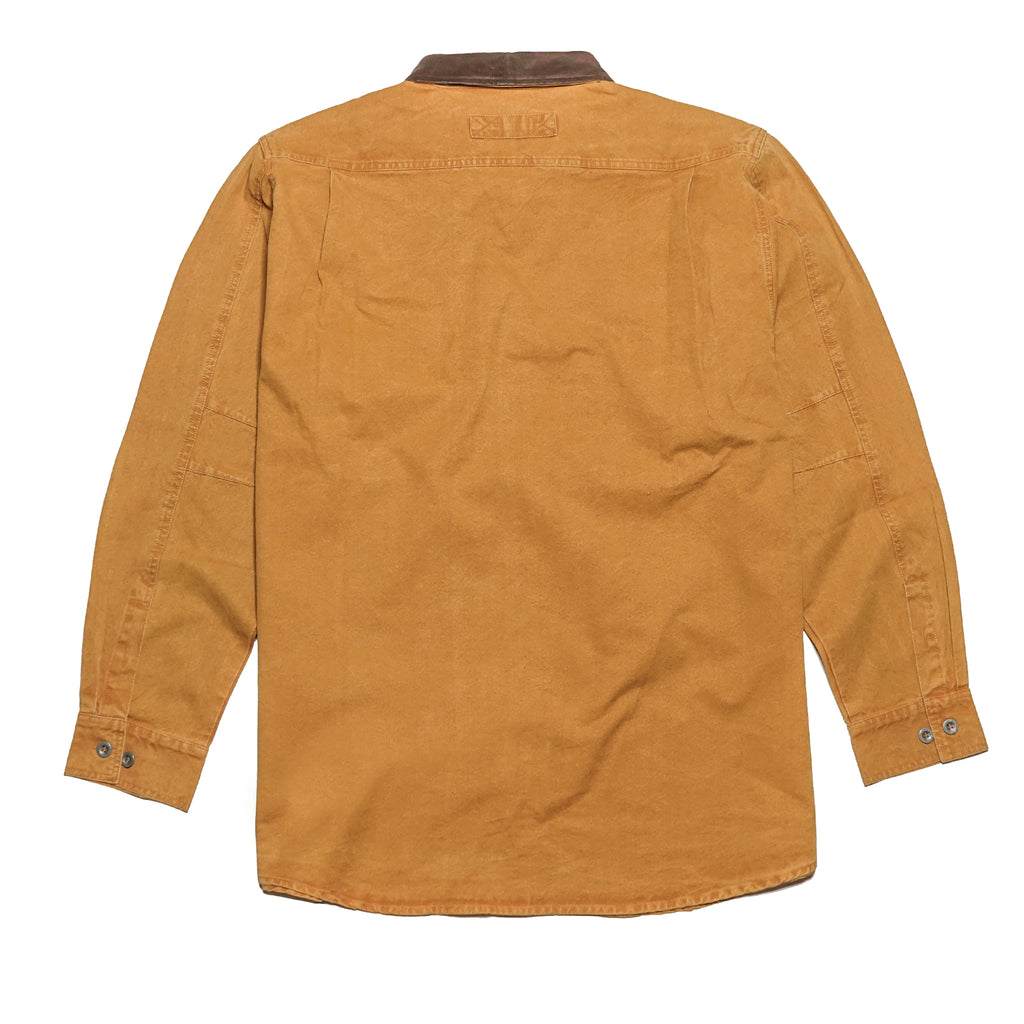 Southern Cross Shirt in Mustard by Kakadu Australia