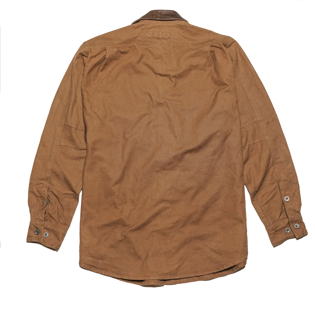 Southern Cross Shirt in Tobacco by Kakadu Australia