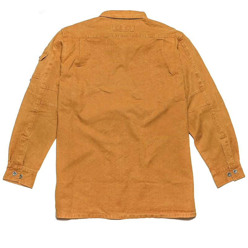 Toorak Shirt in Mustard by Kakadu Australia