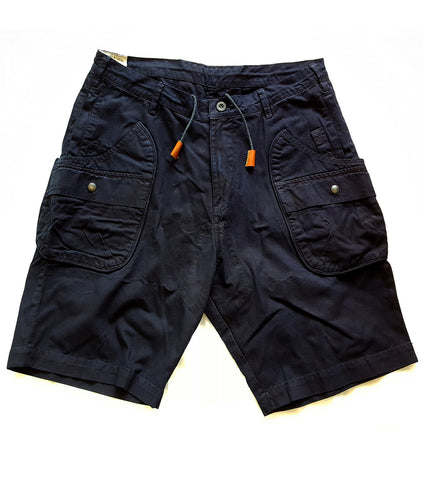 Alpha 2 Shorts  Mach in Indigo