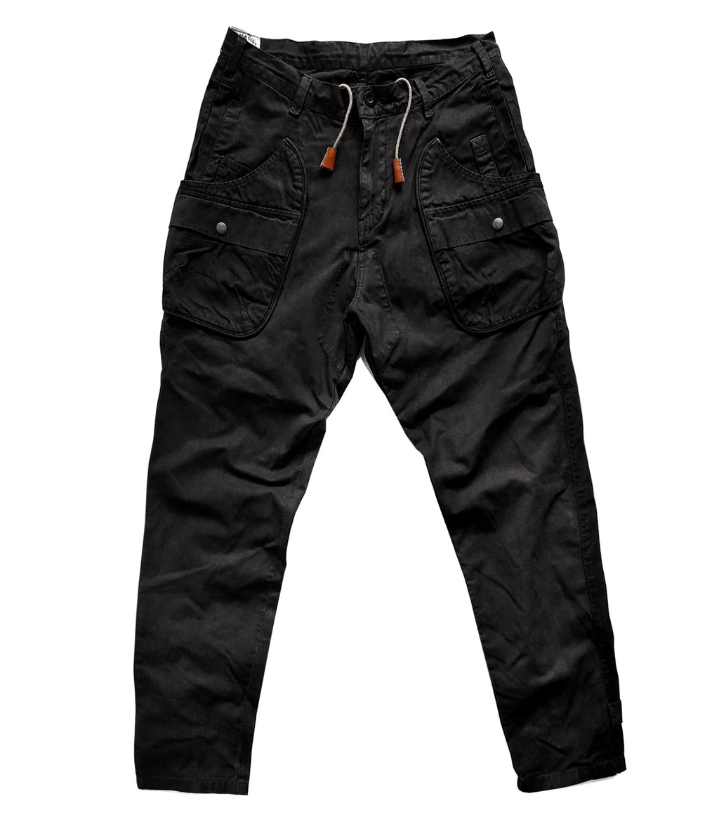 Alpha Pants Mach 2  in Black