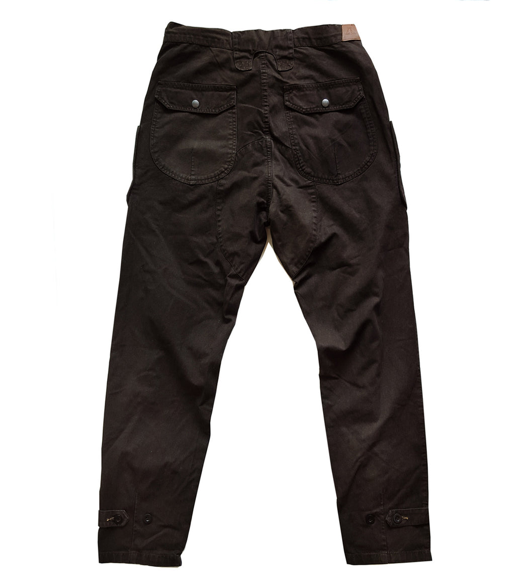 Alpha Pants Mach 2 in Dark Brown