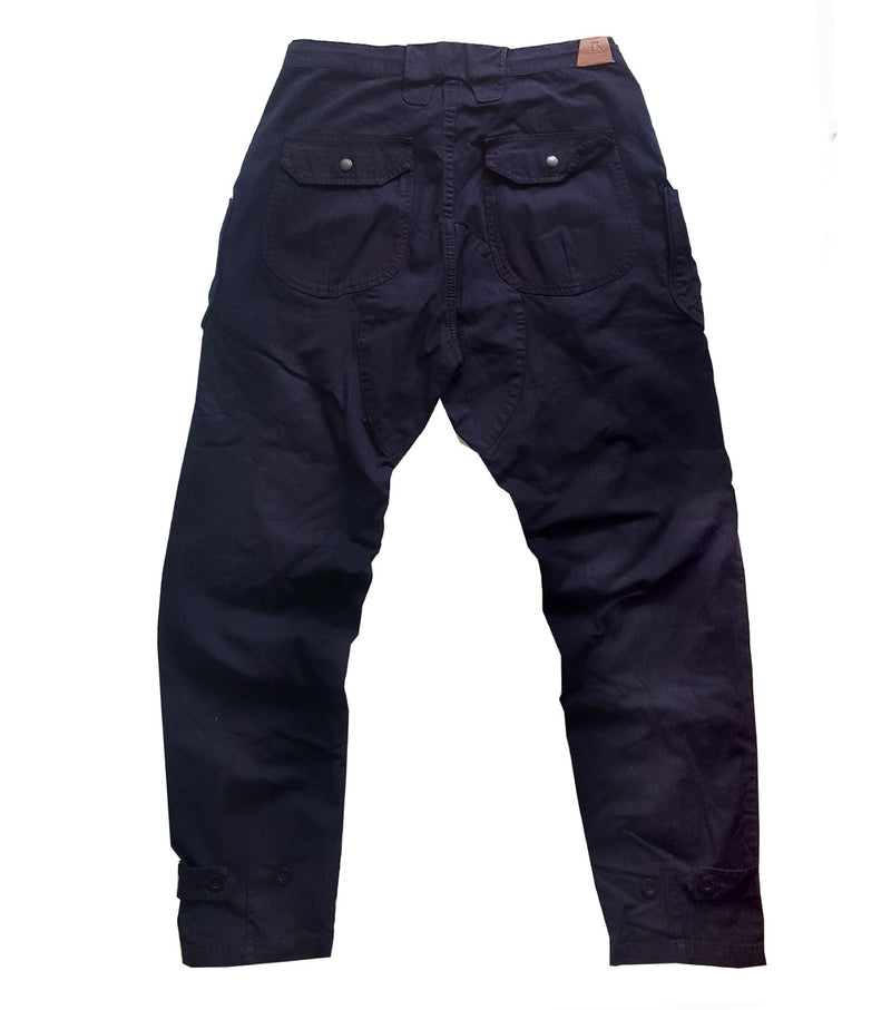 Alpha Pants Mach 2 in Indigo