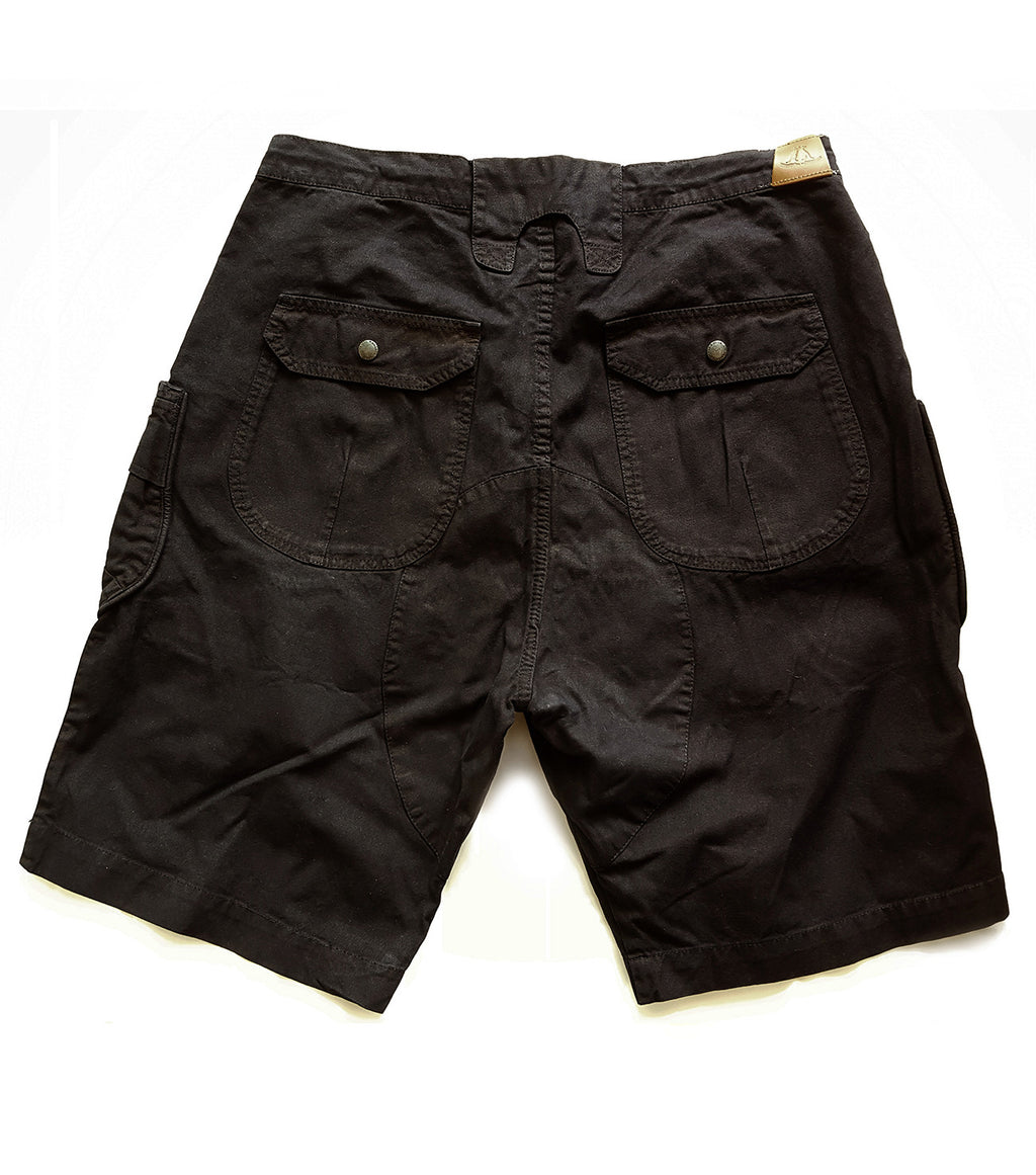 Alpha Shorts Mach 2 in Dark Brown