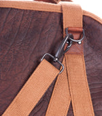 Embossed Leather Doctors Bag