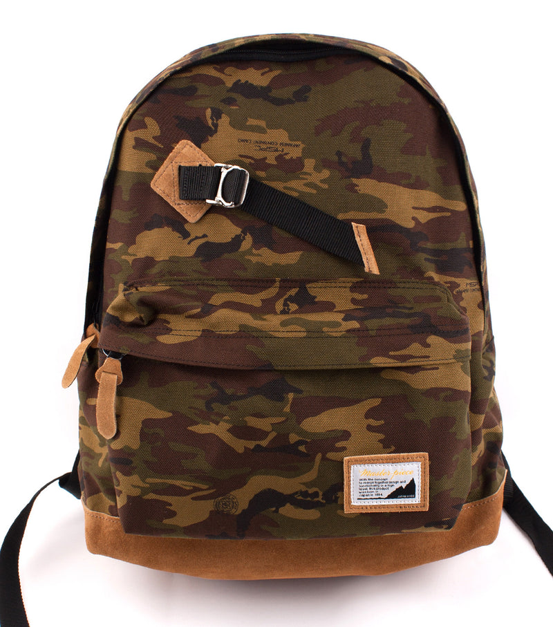 Bearbrick Backpack in Camo