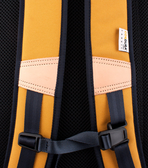 Hedge Backpack in Yellow