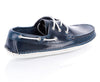 Boat Moccasin in Navy