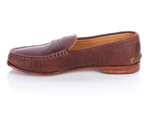 Penny Loafer in Coconut