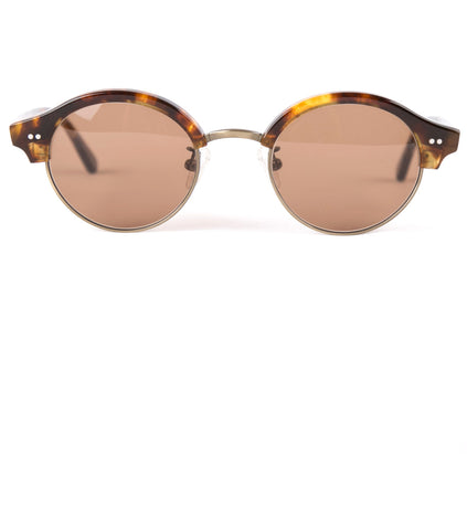 Alfie Sunglasses in Oakwood