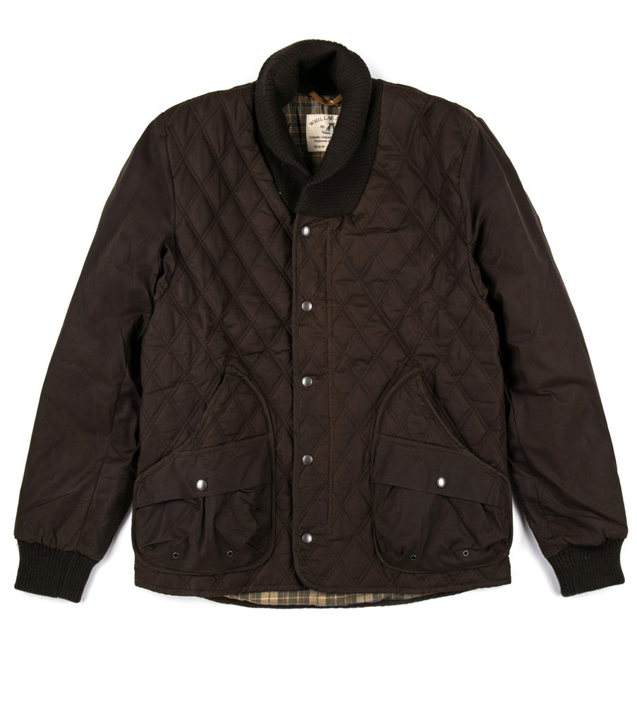 Kingsford Smith Jacket in Brown