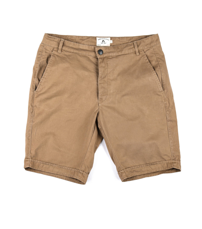 Ranger Shorts in Camel