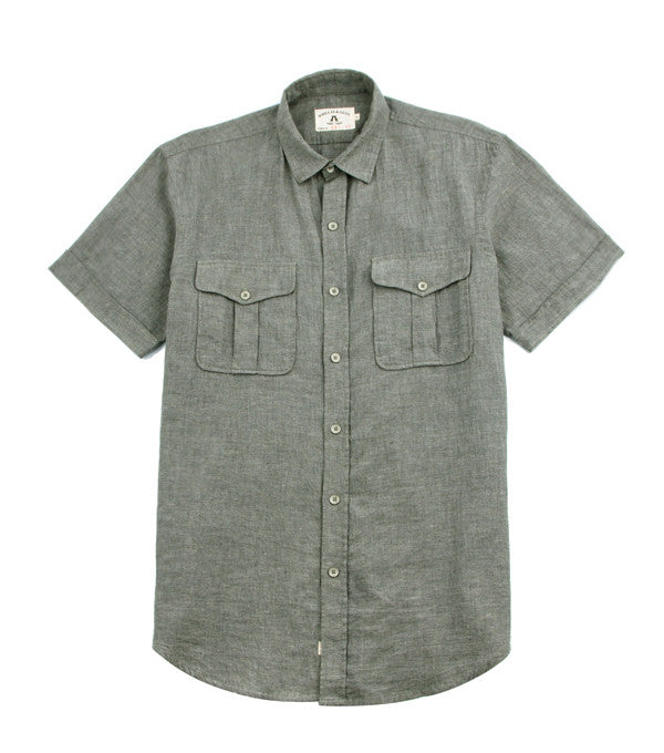 Saigon Shirt in Sage