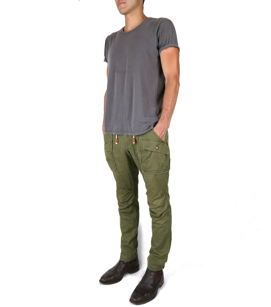 Alpha Pants in Tea Tree Green