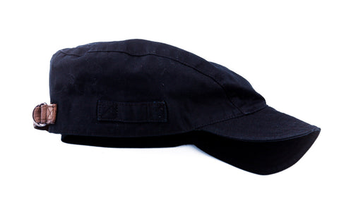Mechanics Cap in Navy