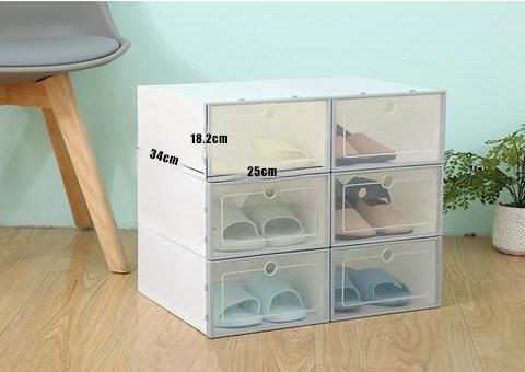Image of Storage Type Organization Shoe Box
