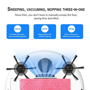 3 in 1 Clean Robot