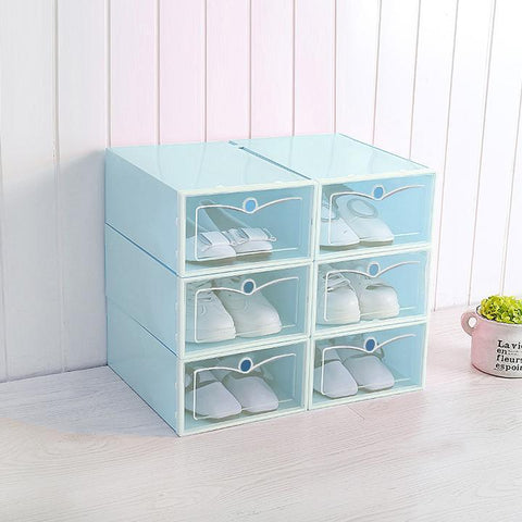 Storage Type Organization Shoe Box