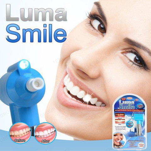 Image of Teeth Whitener Polisher And Stain Remover Pack
