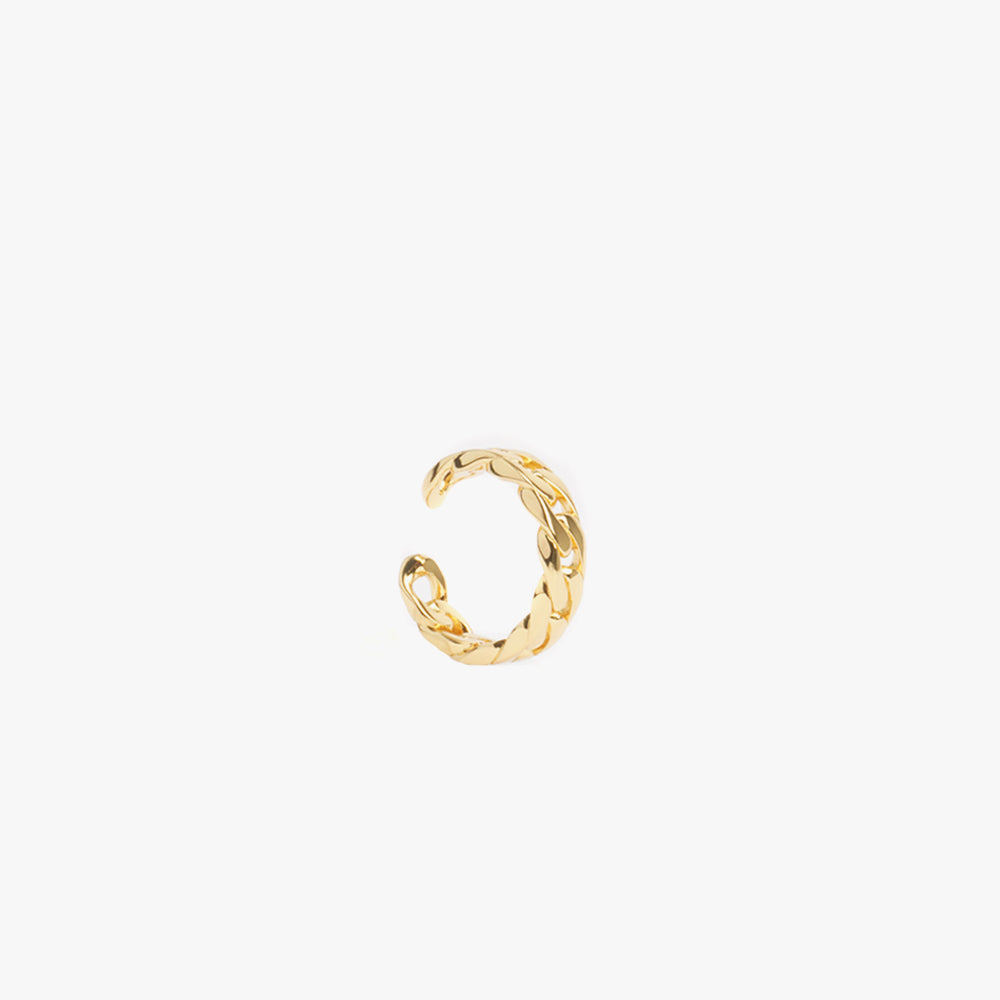 Sequence ring narrow gold