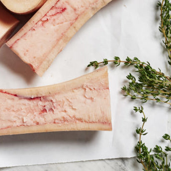 Beef Marrow Bones perfect for bone broth, Oregon angus and wagyu beef for sale, grass fed and finished.
