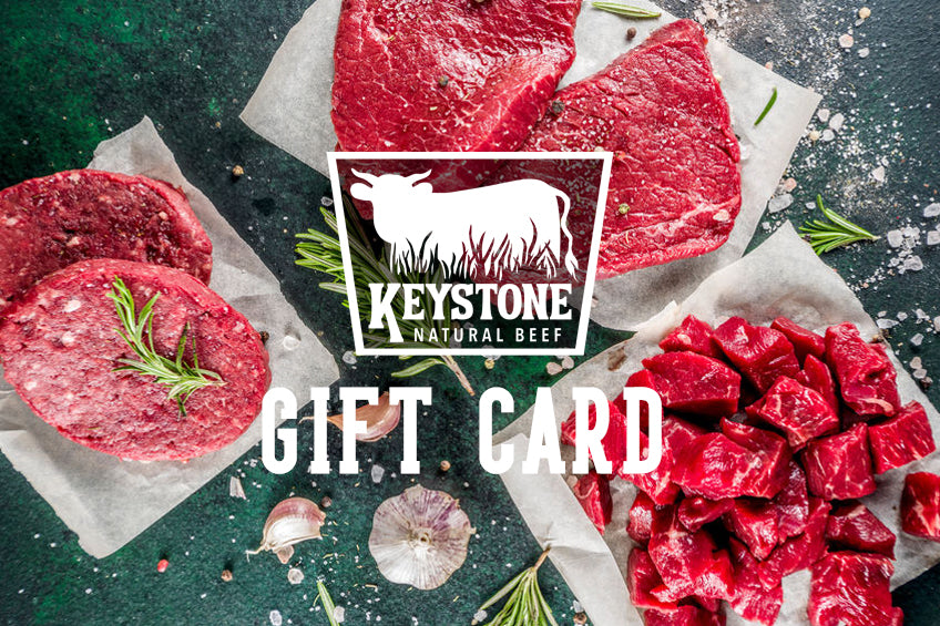 Beef Gift Card, Beef Box Gift Certificate