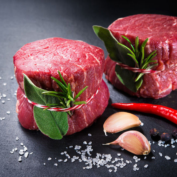 100% Grass-Fed and Finished Oregon Angus or Wagyu Beef Tenderloin, delivery or pickup to Portland or Central Oregon.