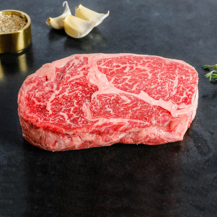 Wagyu Ribeye Steak Beef Delivery Bend Oregon
