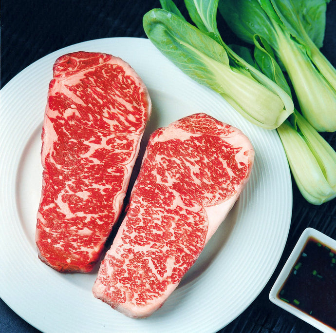 Oregon Wagyu Butcher Box - Wagyu Steaks for sale from Keystone Natural Beef