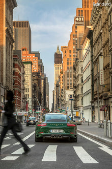 Porsche 911 - The One Millionth 911, in New York