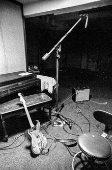 The Calm Before the Storm, Media Art Recording Studio, Hermosa Beach, Late 70s