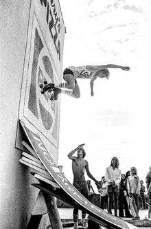 Young Fred Blood, The Un-Pepsi Ramp, Perry's Pizza