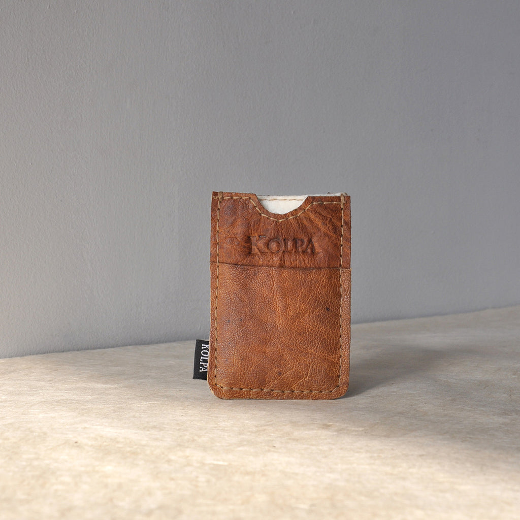 KOLPA Card Wallet-Front View